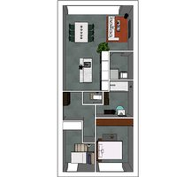 Project Herentals Netezicht appartement 0-3